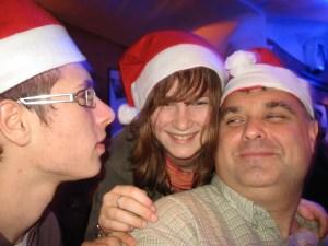 Le famille de Pere Noel