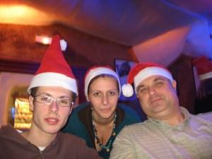 Les peres Noel