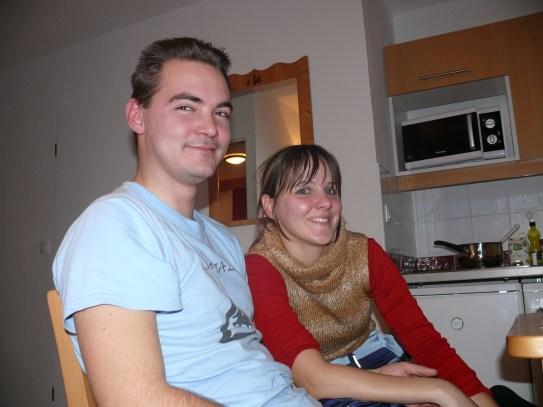 Lakótársak - Flórián és Kati