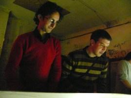 Hicham & Benoit