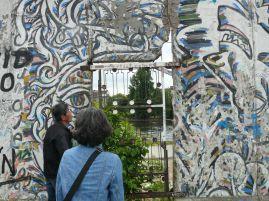 East side gallery - az egyik kedvencem
