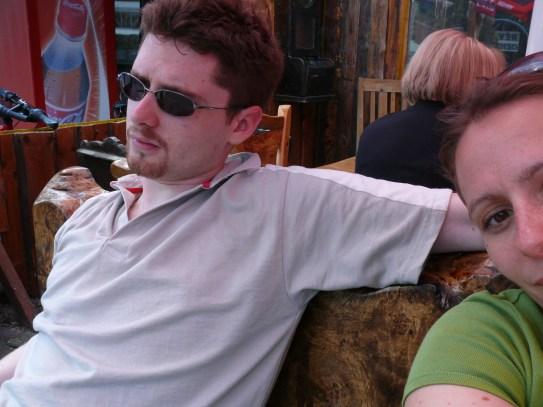 Jeremy, Adri pihenő