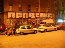 Ljubljana éjszaka