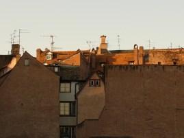 strasbourgi háztetők
