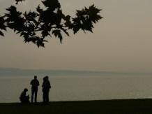 Balaton ősszel
