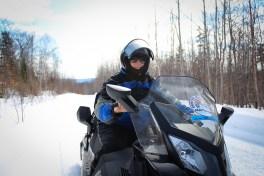 Motorosszan / motoneige