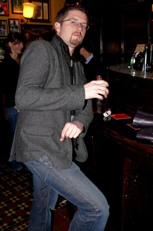 Az ír úriember