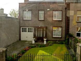 Egy ír kertes ház