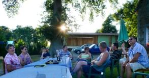 Nyár esti hangulat