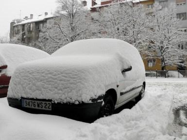 Hó alatt