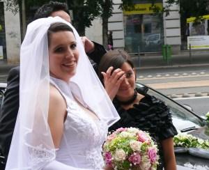 Dia a gyönyörű menyasszony :)