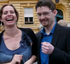 Esküvői fotózkodás