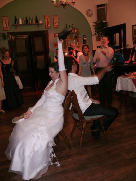 Menyasszony-vőlegény teszt