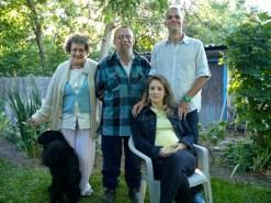Lele-Húber család