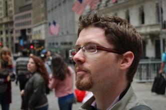 Jeremy Wall streeten
