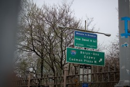 Welcome to Brooklyn how sweet it is