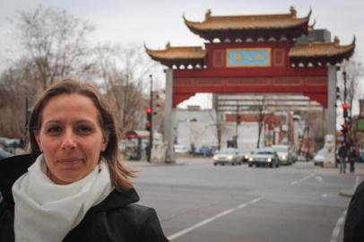 Kinai negyed - Quartier chinoise