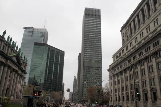 Montreal tüntetés / demonstration
