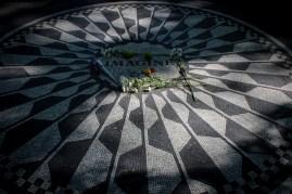 Imagine - John Lennon memorial