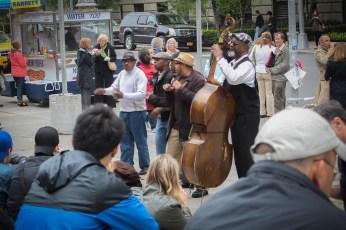 Utcai zenészek - Musicians dans la rue