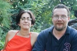 Zsuzsi és Andris