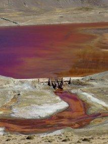 Pollution minière