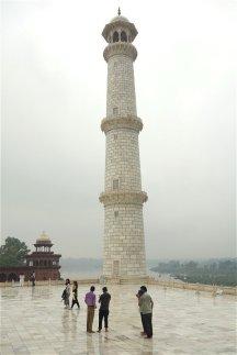 Un des 4 minarets