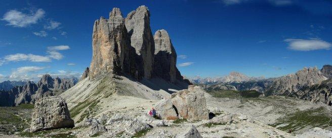 Dolomites - Eté 2012
