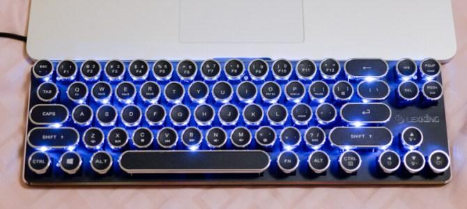 復古打字機鍵盤