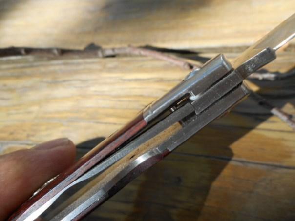 Gentleman's Pocket Knife Open Frame