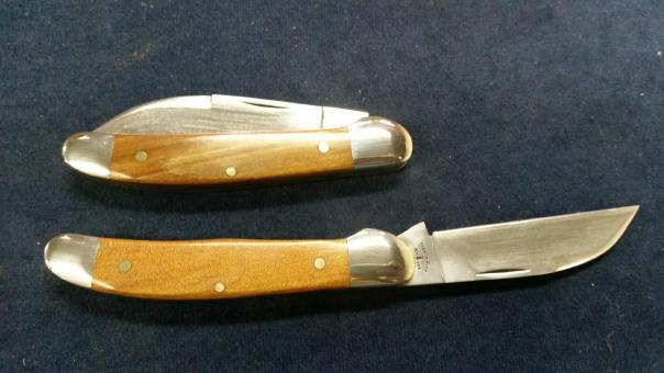 Trestle Pine Knives Superior (Yellow Birch)