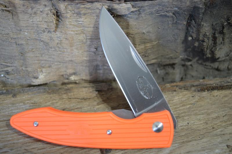 Fallkniven PC Orange Cobalt Special Steel
