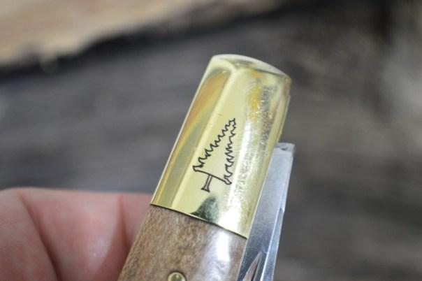Trestle Pine Grand Portage New Laser Etch
