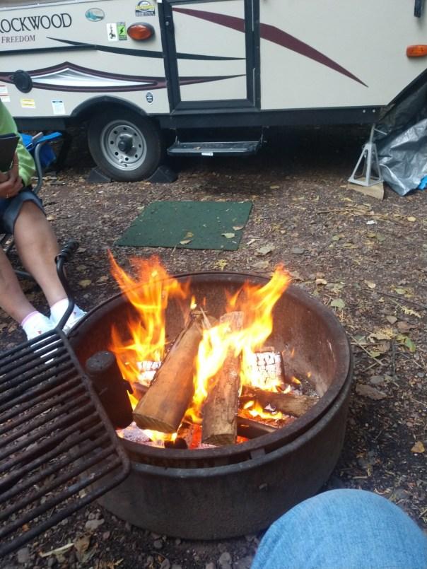 Field Trip Campfire