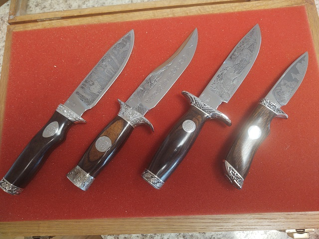 S&W Knives