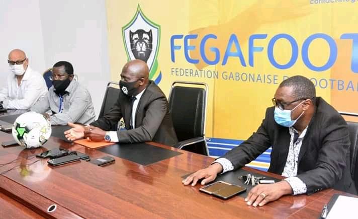 """Gabon/Football: """"Ces gestes ont été faits à dessein"""", Pierre Alain Mounguengui"""