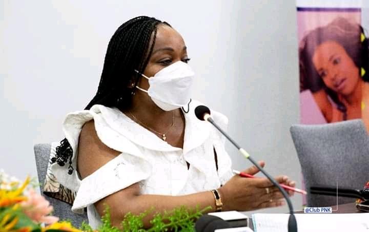 Gabon/Droit de Femmes: Prisca Koho Nlend en concertation avec les femmes leaders du Gabon