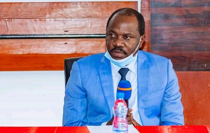 """Gabon/Covid19: Hugues Mbadinga Madiya: """"L'activité commerciale doit garantir la sécurité sanitaire"""""""