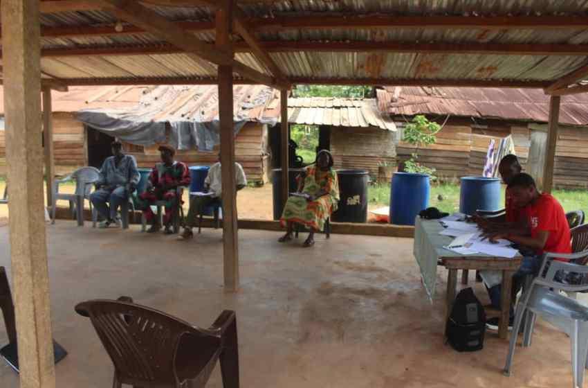 Ngounié/ Exploitations Forestières: des manquements sur le respect des règles