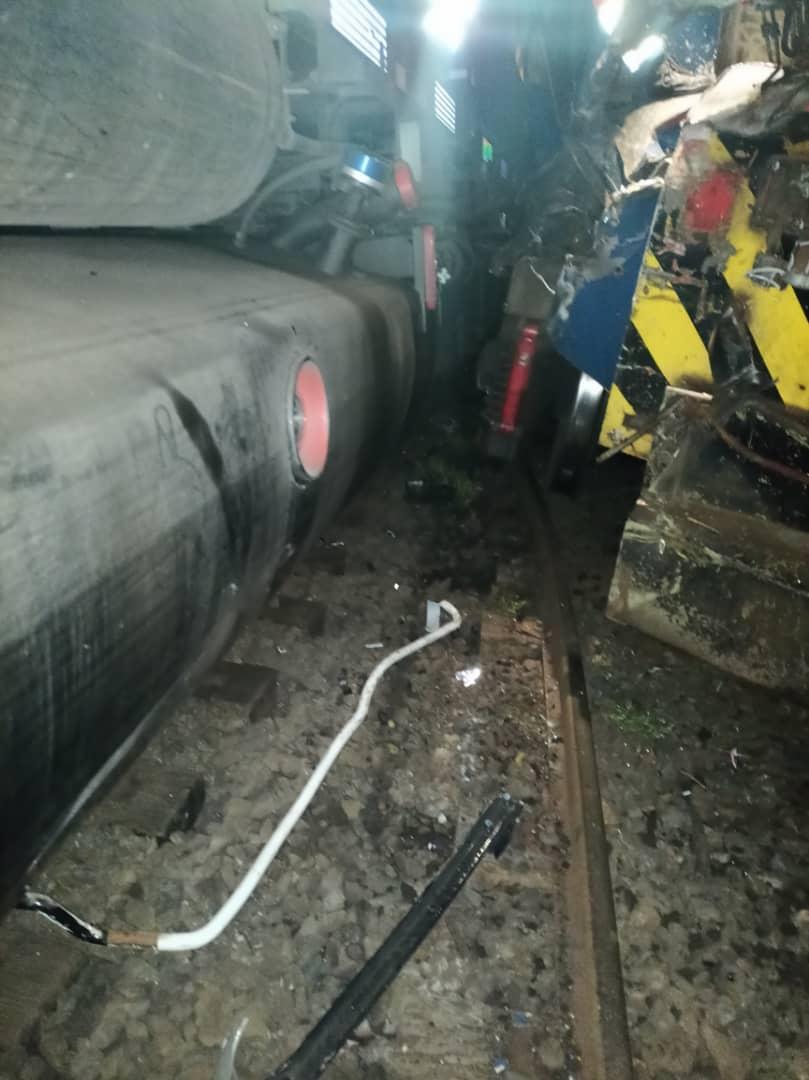 Incident des locomotives à Monda: Setrag rassure les populations