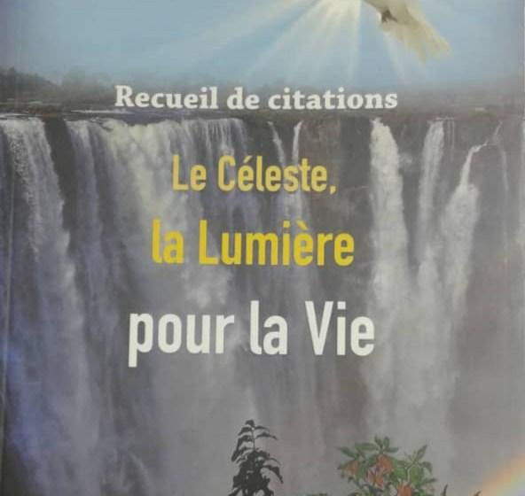 """Culture du livre au Gabon: Laurent Ogandaga rendra public demain son recueil de citations """"Le céleste, la Lumière pour la Vie"""""""