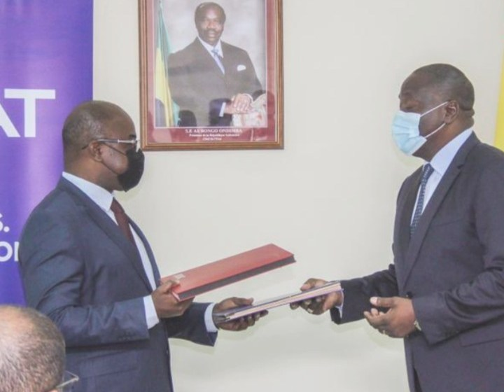Signature d'un accord avec Meridiam et l'Etat gabonais en vue de leur entrée au capital de Setrag, opérateur du  Transgabonais