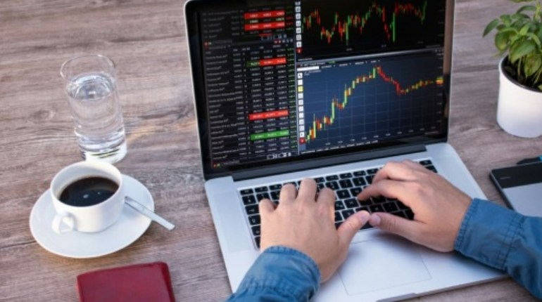 Bisnis Trading Saham Online
