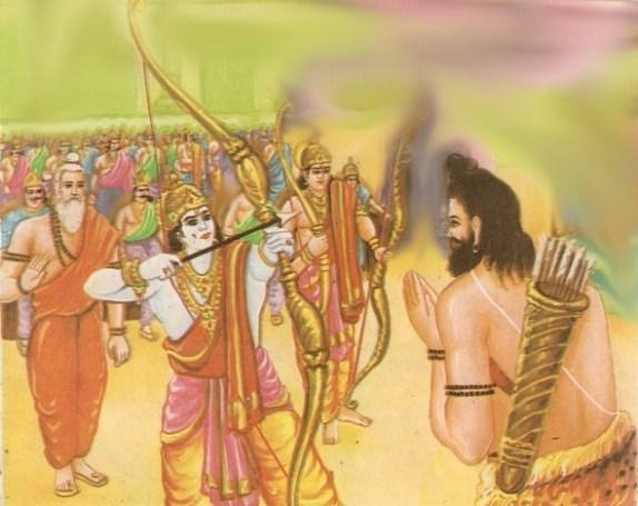 ராமாயணம் – 1. பால காண்டம் – சரவணன் அன்பே சிவம்