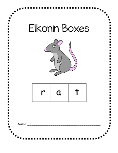 Elkonin Boxes: Stretch the Sound