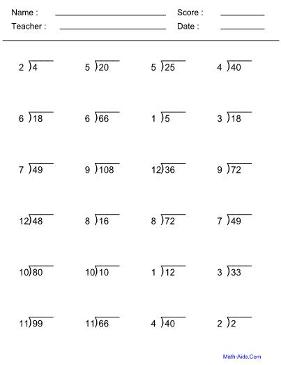Factor Family Multiplication