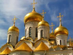 Καθεδρικός Ναός του Ευαγγελισμού, Κρεμλίνο, Μόσχα