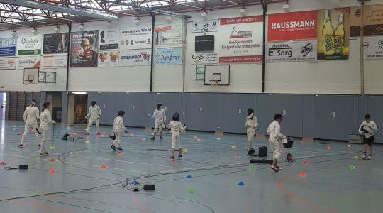 Fechten_in_Ravensburg_TSB_Fechtakademie_Ravensburg_Erstes_Training