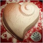 Eiskaltes Herzchen – Brownie-Eis-Torte