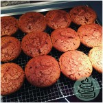 GlühweinMuffins – Tear-Apart-Cake mit Vanillepudding-Buttercreme